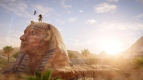 Assassin's Creed Origins Uplay Key ROW - gameplay - 5