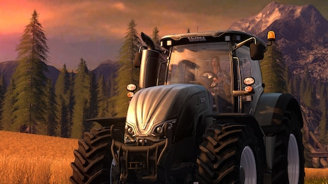 Farming Simulator 17 GIANTS Key GLOBAL - gameplay - 6