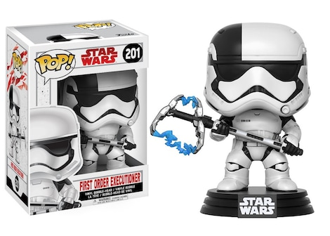 Pop! Vinyl: Star Wars - Gwiezdne Wojny: Ostatni Jedi - Kat First Order