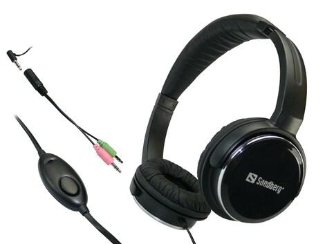 Sandberg Home'n Street Headset Black