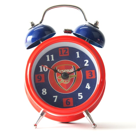 Arsenal F.C. Bell Alarm Clock BL-afcac01