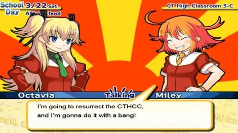 Cherry Tree High Comedy Club Steam Key GLOBAL - gameplay - 13