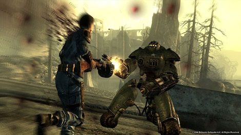 Fallout 3 XBOX LIVE Key XBOX ONE NORTH AMERICA - gameplay - 11