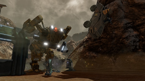 Red Faction Guerrilla Re-Mars-tered Steam Key GLOBAL - rozgrywka - 3