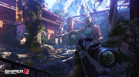Sniper: Ghost Warrior 2 Steam Key GLOBAL - gameplay - 11