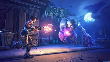 Fortnite deluxe edition Epic Games Key GLOBAL - gameplay - 4