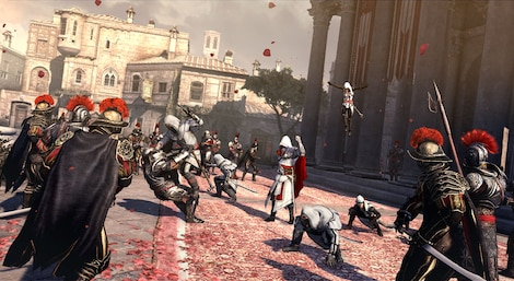 Assassin's Creed: Brotherhood - Deluxe Edition Uplay Key GLOBAL - gameplay - 15
