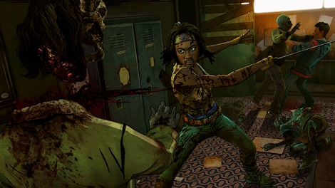 The Walking Dead: Michonne - A Telltale Miniseries Telltale Games Key GLOBAL - gameplay - 3