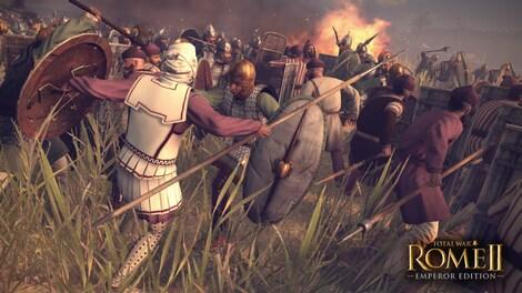 Total War: ROME II - Emperor Edition + 4 DLCs Steam Key GLOBAL - rozgrywka - 9