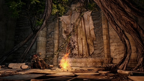 Dark Souls II: Scholar of the First Sin Steam Key GLOBAL - gameplay - 6