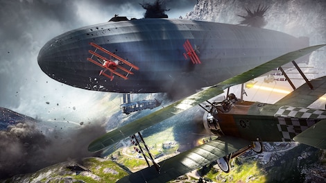 Battlefield 1 Revolution Origin Key PL/RU - gameplay - 11