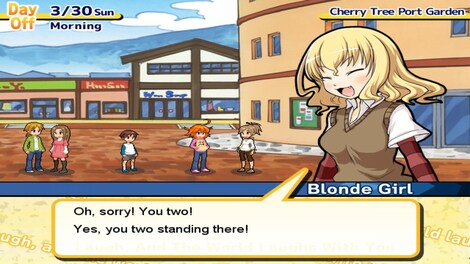 Cherry Tree High Comedy Club Steam Key GLOBAL - gameplay - 8
