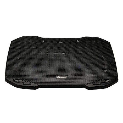 """KLIM Pro - The Laptop Cooler for Professionals - Laptop PC Support - 10"""" to 15,6"""" -  Extra USB port - product photo 1"""