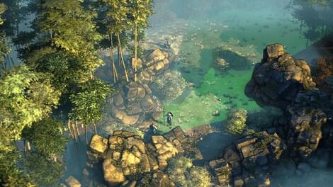 Shadow Tactics: Blades of the Shogun Steam Key GLOBAL - gameplay - 11