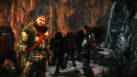 The Witcher 2 Assassins of Kings Enhanced Edition Steam Key GLOBAL - gameplay - 12