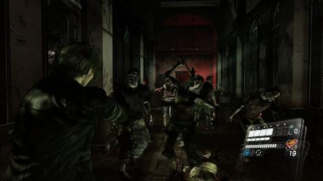 Resident Evil 6 Steam Key GLOBAL - ゲームプレイ - 21