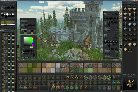 Axis Game Factory's AGFPRO & PREMIUM Bundle Steam Key GLOBAL - screenshot - 9