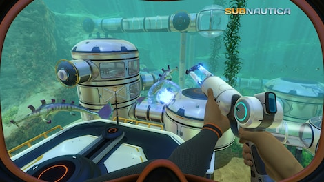 Subnautica Steam Gift GLOBAL - gameplay - 2
