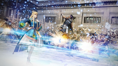 SAMURAI WARRIORS: Spirit of Sanada Steam Key GLOBAL - gameplay - 4