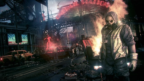 Batman: Arkham Knight Premium Edition Steam Key GLOBAL - gameplay - 9