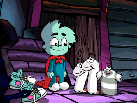 Pajama Sam 4: Life Is Rough When You Lose Your Stuff! Steam Key GLOBAL - gameplay - 8