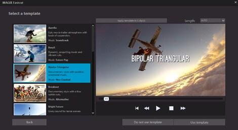 MAGIX Fastcut GLOBAL Key - zrzut ekranu - 5
