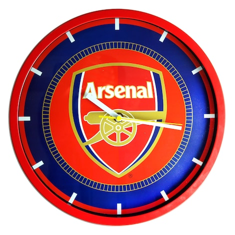 Arsenal F.C. Wall Clock BL-afcwc01