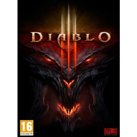 Diablo 3 Blizzard Key PC GLOBAL - box