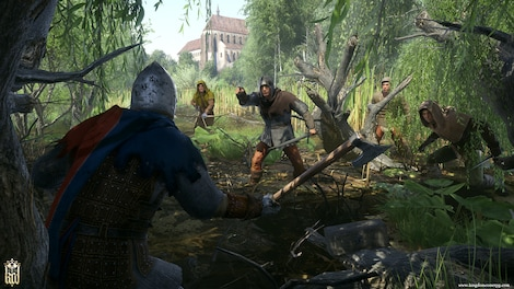 Kingdom Come: Deliverance Steam Key PC EUROPE - gameplay - 15