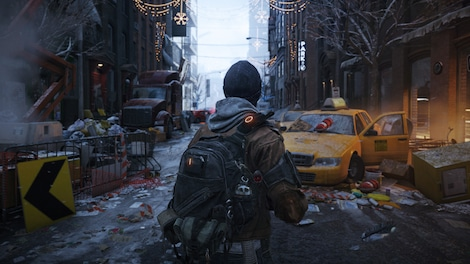 Tom Clancy's The Division Steam Key GLOBAL - gameplay - 3