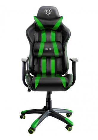 DIABLO X-ONE Gaming Chair Black & green