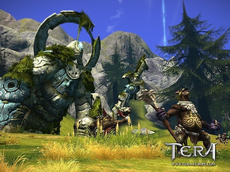 Tera Online Standard Gameforge Key EUROPE - gameplay - 2