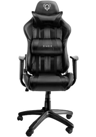 DIABLO X-ONE Gaming Chair Black & black