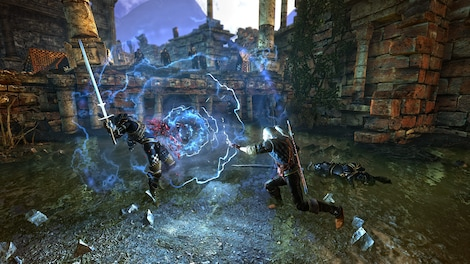 The Witcher 2 Assassins of Kings Enhanced Edition Steam Key GLOBAL - gameplay - 11