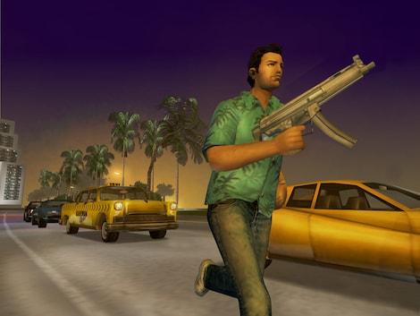 Grand Theft Auto: Vice City Steam Key GLOBAL - gameplay - 11