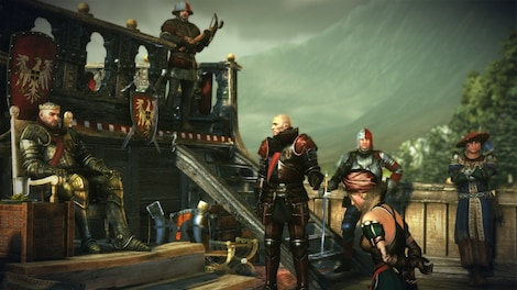 The Witcher 2 Assassins of Kings Enhanced Edition Steam Key GLOBAL - gameplay - 13
