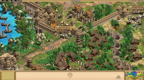 Age of Empires II HD: Rise of the Rajas Key Steam GLOBAL - screenshot - 1