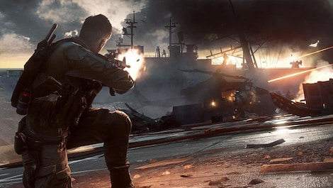 Battlefield 4 (ENGLISH ONLY) Origin Key PC GLOBAL - gameplay - 5
