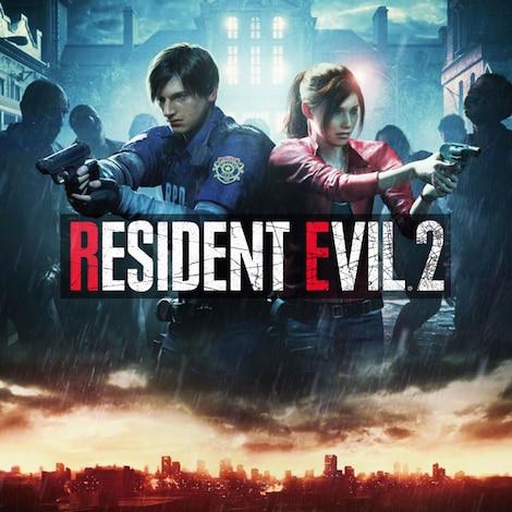 RESIDENT EVIL 2 / BIOHAZARD RE:2 Steam Key EUROPE - gameplay - 13