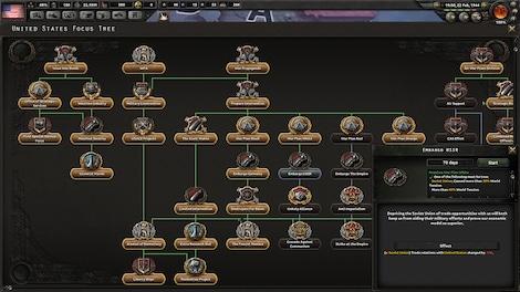 Hearts of Iron IV: Cadet Edition Steam Key GLOBAL - rozgrywka - 7
