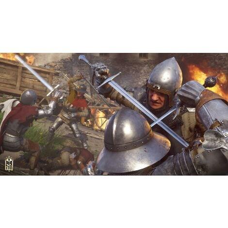Kingdom Come: Deliverance Steam Key RU/CIS - gameplay - 8