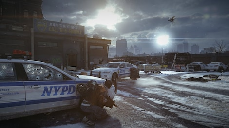 Tom Clancy's The Division (ENGLISH ONLY) Uplay Key ROW