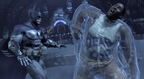 Batman: Arkham City GOTY Edition Steam Key GLOBAL - jugabilidad- 5