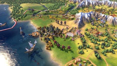 Sid Meier's Civilization VI Steam Key RU/CIS - gameplay - 3