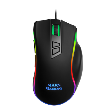 Mars Gaming MM318 - PC gaming mouse 24000DPI