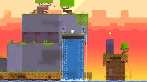FEZ Steam Key GLOBAL - gameplay - 8