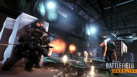 Battlefield: Hardline Origin Key GLOBAL - gameplay - 36
