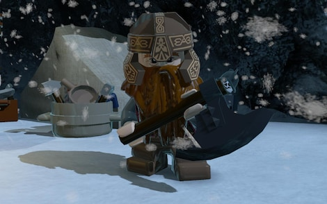 LEGO Lord of the Rings Steam Key GLOBAL - gameplay - 25