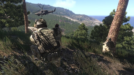 Arma 3: Limited Steam Key EUROPE - gameplay - 3