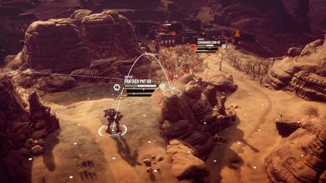 BATTLETECH Steam Key GLOBAL - gameplay - 8